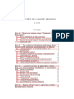 Axiomatic Reasoning Introduction