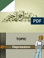 Depression Powerpoint 2