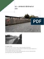 Zidul Berlinului 1