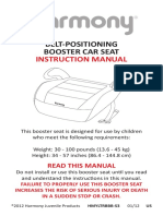 Harmony Booster Instruction manual Eng Spa