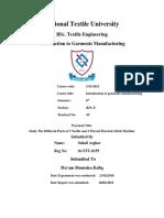 Lab Report 5 Flat Lock Machine