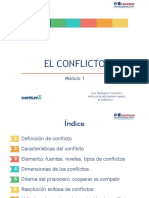 Módulo 1 El Conflicto