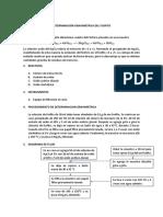 Determinacion de fosfitos en fertilizantes