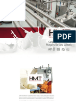 Catálogo maquinaria lacteos