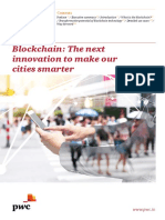 Blockchain PWC Report