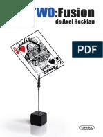 Axel Hecklau. Two Fusion