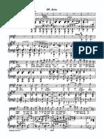 Elias. 26. Es Ist Genug (Mendelssohn)
