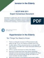 2011 Hypertension in the Elderly Slideset