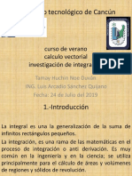 Calculo Vectorial Investigacion