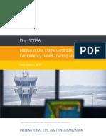 Doc 10056 ATC Competency Trainning