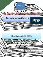 Ppt La Noticia