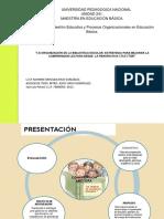 Presentacion Final de Estrategia de Lectura