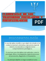 Psicopatologia PPT