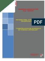 Informe Final Edificaciones