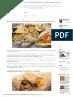 LA EMPANA LIGHT DE BEGO_ Wraps ó Burritos con 3 Rellenos y 3 Salsas Originales y fáciles.pdf