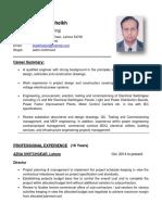 Aalon Mahmood Sheikh_ Years of exp (180)_Pakistan.docx