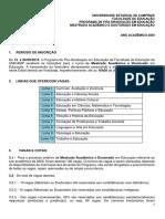 20190710 Edital Processo Seletivo Ppge 2020