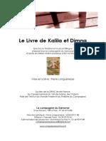 Kalila et Dimna, présentation