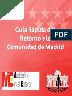 Guia-61696 Emigrante Retornado Madrid