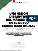Una Visión Disruptiva Del Márketing en El Nuevo Ecosistema Digital