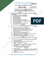 PUC Annual exam 2018