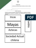 Trabajo Grupal Cuadro Comparativo Inca Azteca