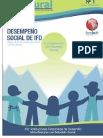 DESEMPEÑO SOCIAL IFD BOLIVIA