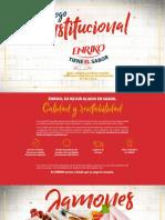 Catalogo Institucional 2018