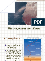 Weather Climate Oceans