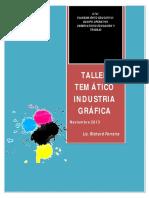 Informe Industria Grafica.