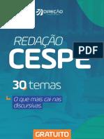 E Book Redação CESPE
