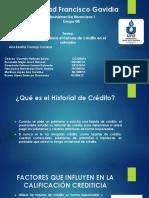 Historia de Crdito en El Salvador