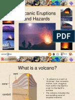 Volcanoes Bristol Uni