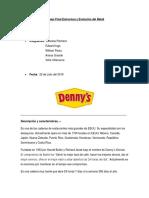 Trabajo Final Estructura de la Distribución en el Perú Julio 2019