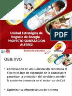 Proyecto S.E Alferez