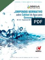 COMPENDIO NORMATIVO SOBRE CALIDAD DE AGUA.pdf