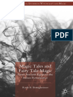 (Palgrave Historical Studies in Witchcraft and Magic) Ruth B. Bottigheimer-Magic Tales and Fairy Tale Magic_ From Ancient Egypt to the Italian Renaissance-Palgrave Macmillan (2014).pdf