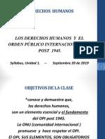 2019 -2_Ppt.-dh_ONU y Orden Público Internacional