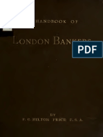 bankers in london 1890