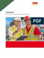 PERI handbook of formwork and scaffolding