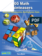 100 Math Brainteasers (2012).epub