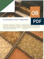 Tema 08 - Los Materiales. Tipos y Propiedades