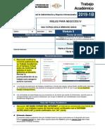 Fta-2019-1b-m2 Ingles Para Negocios IV