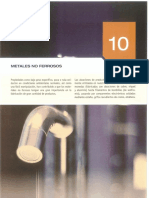 Tema 10 - Materiales No Ferrosos