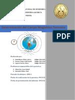 Informe de Campo Magnetico