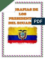 Carolina Presidentes