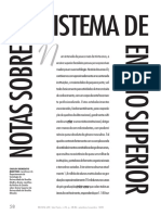 Notas Sobre o Sistema de Ensino Superior Brasileiro Contemporâneo No Brasil