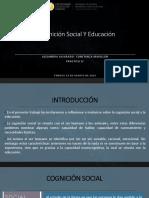 Cognición Social Y Educación