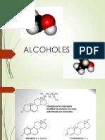 ALCOHOLES OT19
