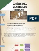 Teorías Del Desarrollo Humano